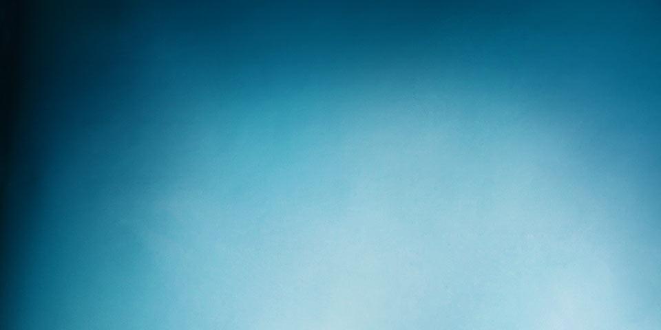 En magiskt blå bakgrund