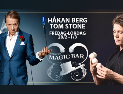 Gästspel på Magic Bar