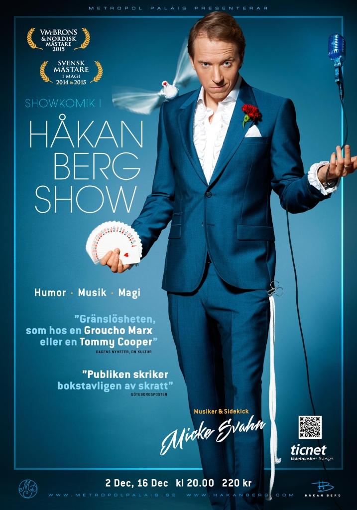 Håkan Berg Show