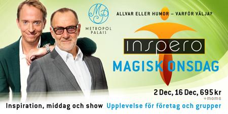 Håkan Berg och Stig-Arne Bäckman