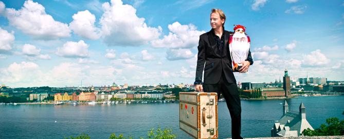 Håkan Berg med Uv & Väska